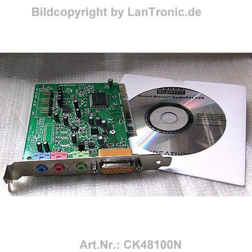 Creative Labs Ct4810 драйвер скачать - картинка 1